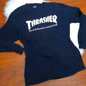 Thrasher Magazinr Longsleeve Shirt